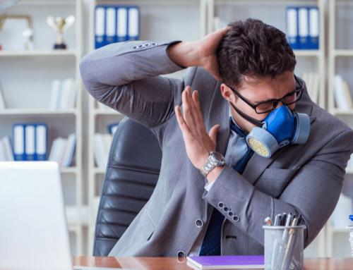 Recherche d'odeurs : comment les mauvaises odeurs influent sur la productivité de vos salariés ?