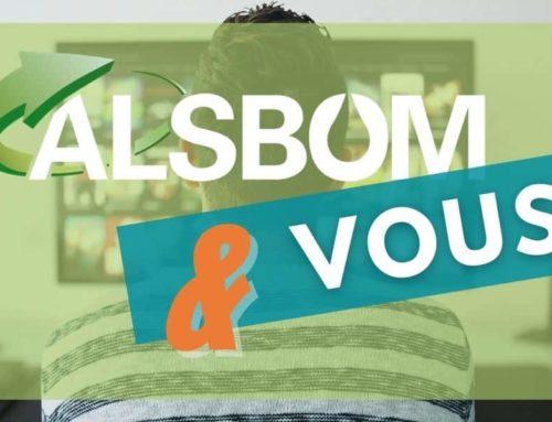 On vous donne rendez-vous : #AlsbomEtVous !