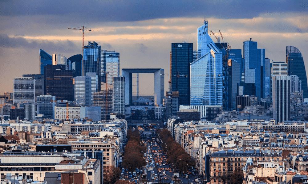 Alsbom La Défense Engie